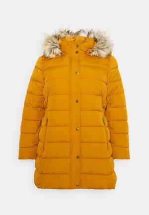 CARLUNA QUILTED COAT  - Winter coat - pumpkin spice melange