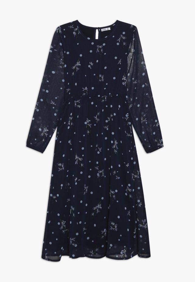 LAJKA - Denní šaty - blue