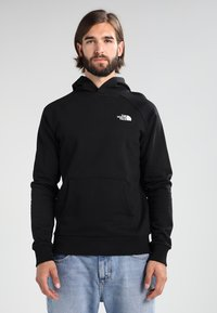 The North Face - REDBOX HOODIE - Hoodie - black - 0