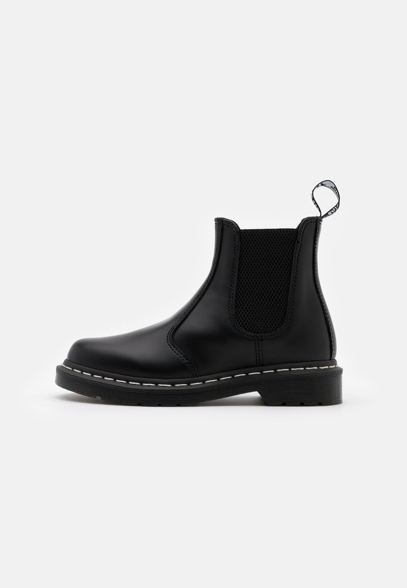 Dr. Martens - Lace-up ankle boots - black smooth