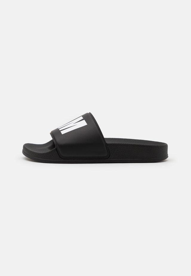 UNISEX - Pantofle - black