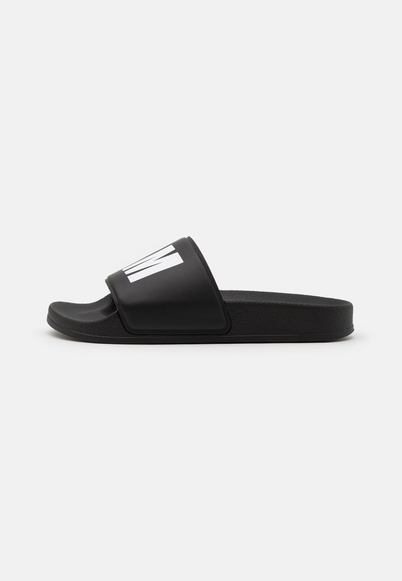 MSGM - UNISEX - Pantofle - black