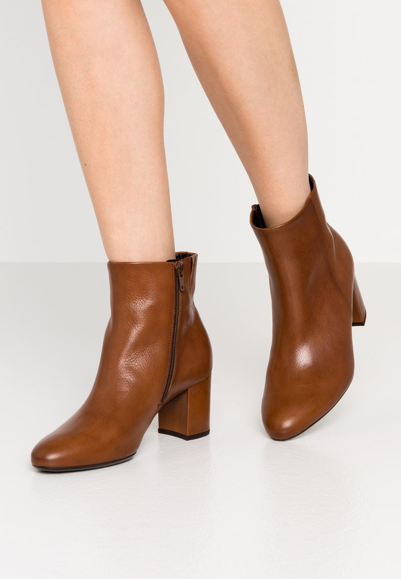 Gabor - Classic ankle boots - new whsiky