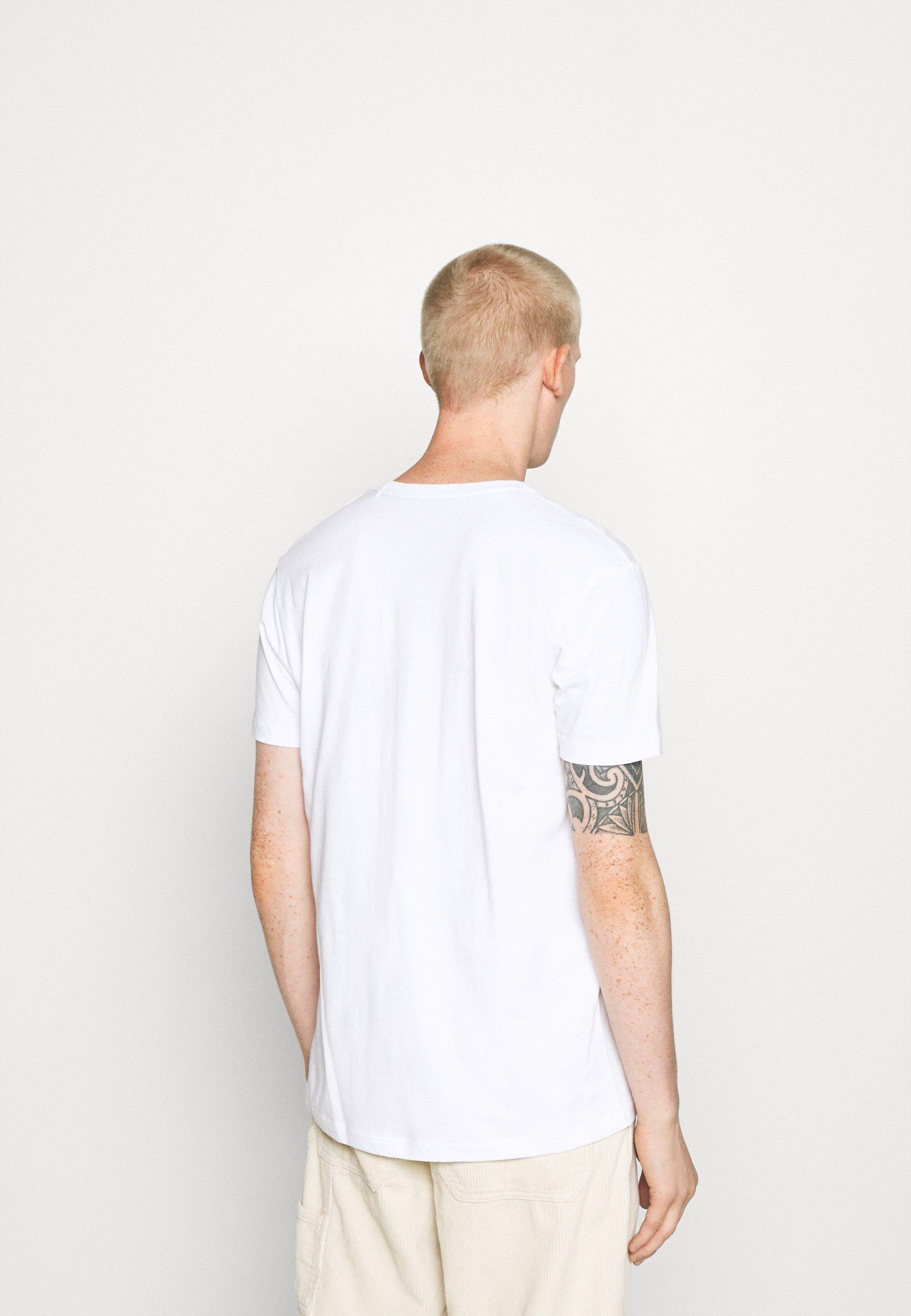 Esprit Print T-shirt - white avAIL