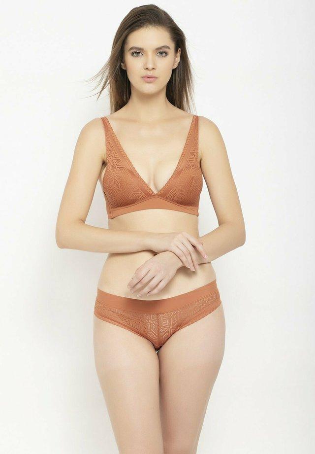 Triangel BH - orange