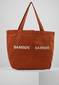 Samsøe Samsøe - FRINKA  - Shoppingveske - picante - 1