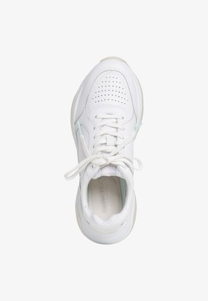 Trainers - white uni