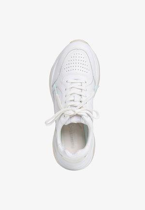 Trainers - white uni