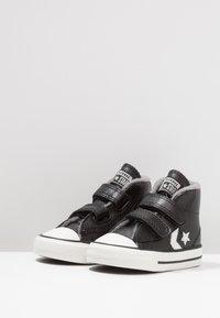 Converse - STAR PLAYER - Zapatillas altas - black/mason/vintage white - 3