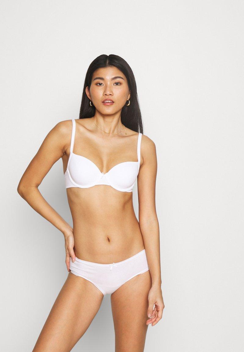 Marks & Spencer London - 2 PACK - T-shirt bra - white mix