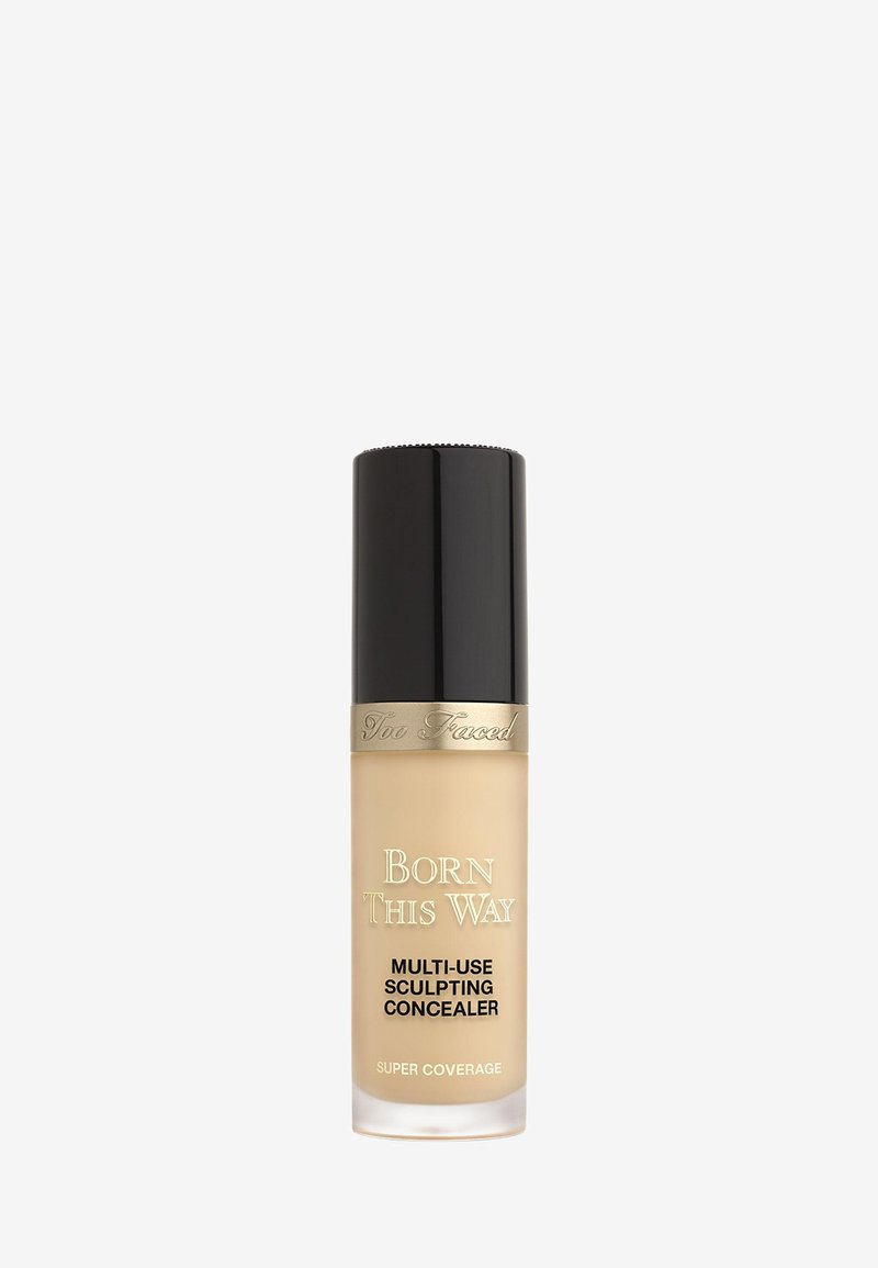 Too Faced - BORN THIS WAY SUPER COVERAGE CONCEALER SHADE - Concealer - shortbread