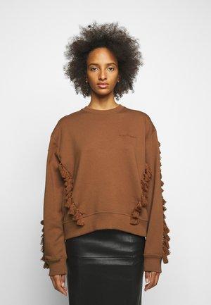 TUYA - Sweatshirt - walnut