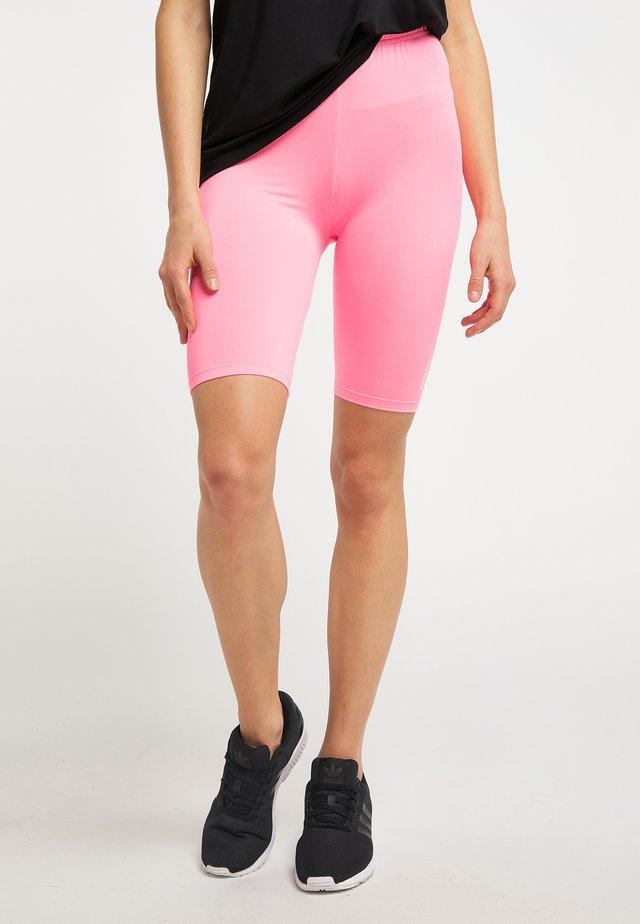 Shortsit - neon pink