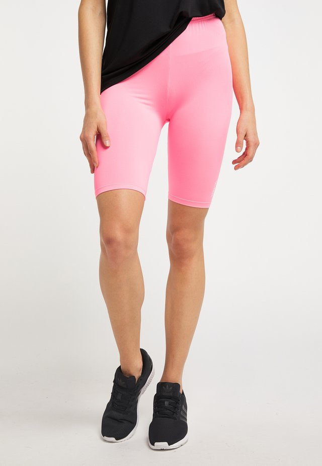Szorty - neon pink