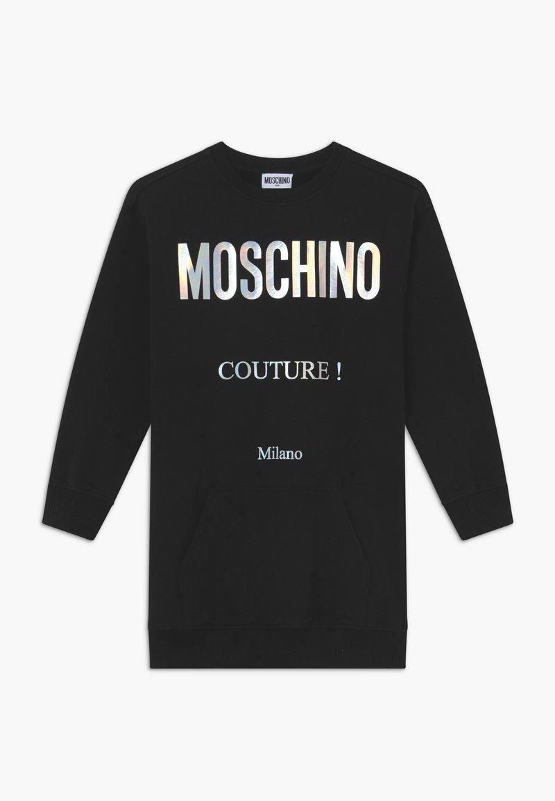 MOSCHINO - Denní šaty - black