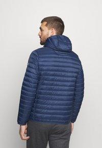 Champion - HOODED JACKET - Training jacket - blue - 2