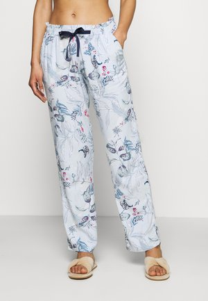 MIX & MATCH TROUSERS  - Spodnie od piżamy - blue light combination