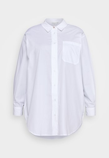 CLONE SHIRT - Button-down blouse - opticl white