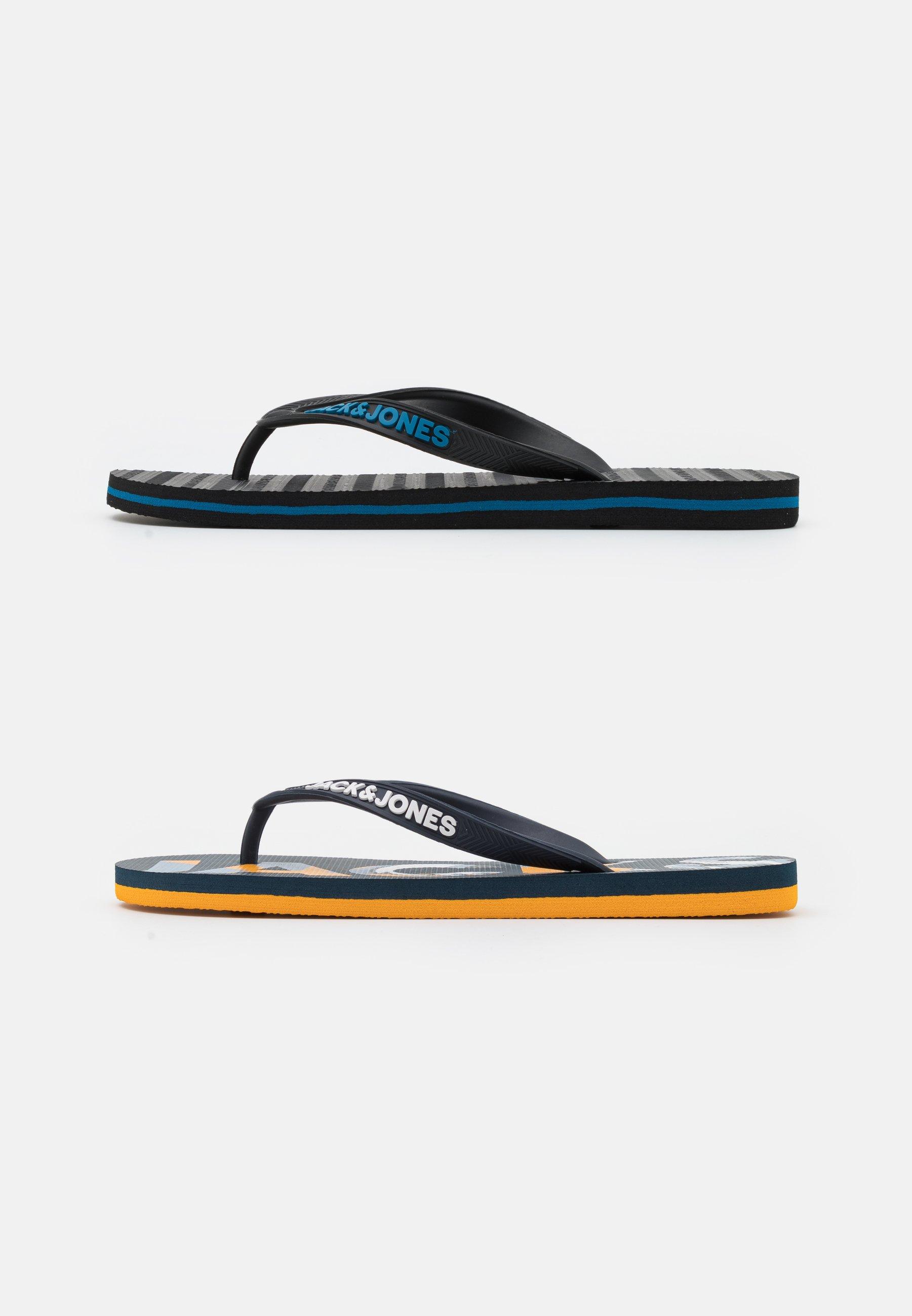 Men 2 PACK MIX - Pool shoes - majolica blue
