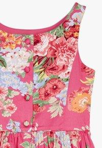 Polo Ralph Lauren - FIT DRESSES - Denní šaty - pink multi - 4