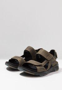 ECCO - X-TRINSIC - Walking sandals - tarmac - 2
