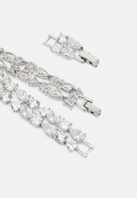 Swarovski - TENNIS BRACELET - Bracelet - silver-coloured - 1