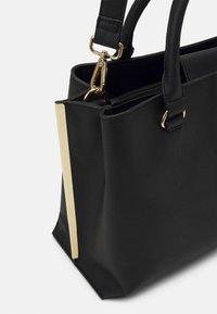 Dorothy Perkins - SIDE BAR TOTE - Handbag - black - 3