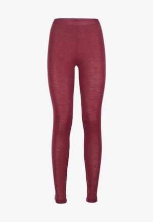 ACTIVE LONGS - Collants - light burgundy