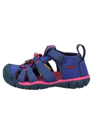 KEEN SANDALEN - Walking sandals - surf/very berry