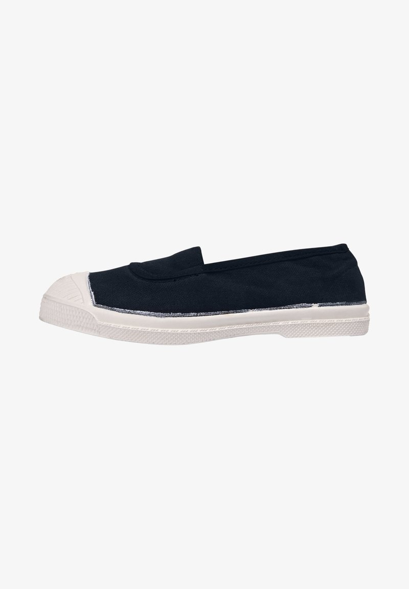 Bensimon - ELASTIC - Slip-ons - navy blue