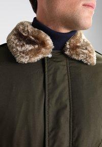 Schott - AIR - Winter jacket - olive - 4