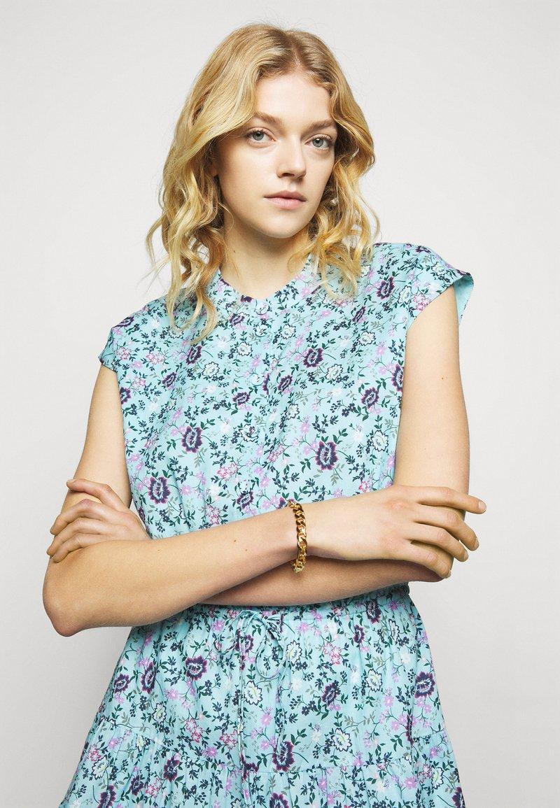 Hermina Athens - ANCHOR BRACELET - Bracelet - gold-coloured