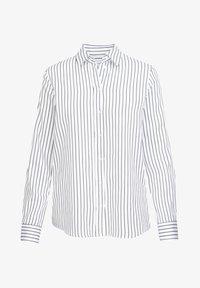 Seidensticker - SCHWARZE ROSE SLIM FIT - Button-down blouse - weiss - 5