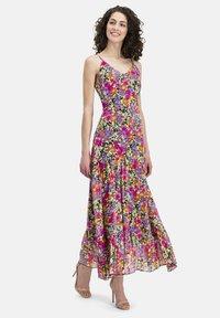 Nicowa - FLONIWA - Maxi dress - mehrfarbig - 0