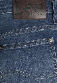 Lee - RIDER - Jeans slim fit - dark used - 5