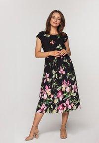 Bialcon - Sukienka letnia - czarny - 1