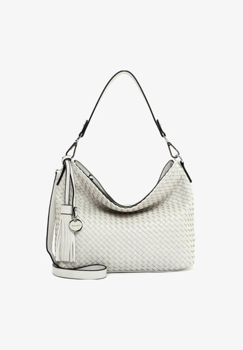 CARMEN - Handbag - ecru