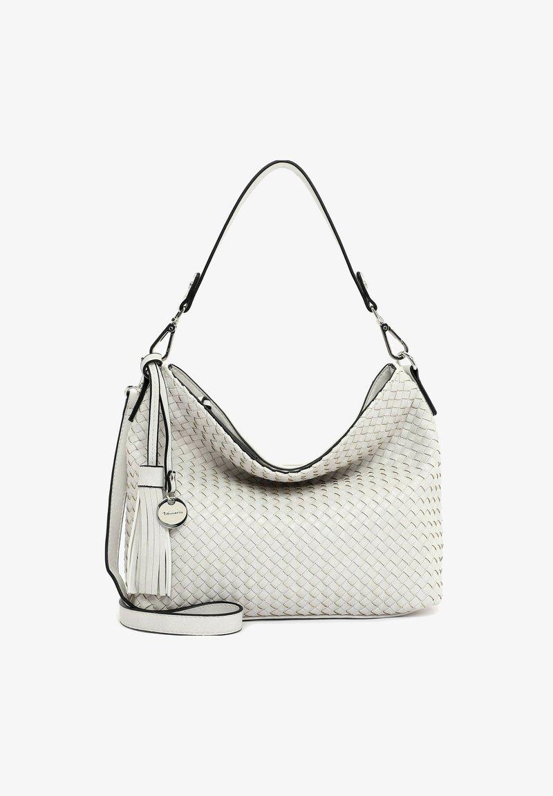 Tamaris - CARMEN - Handbag - ecru