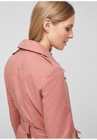 s.Oliver - Trenchcoat - light blush - 5
