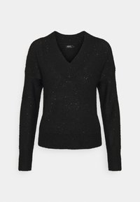 ONLY - ONLNAILA  - Jumper - black - 0