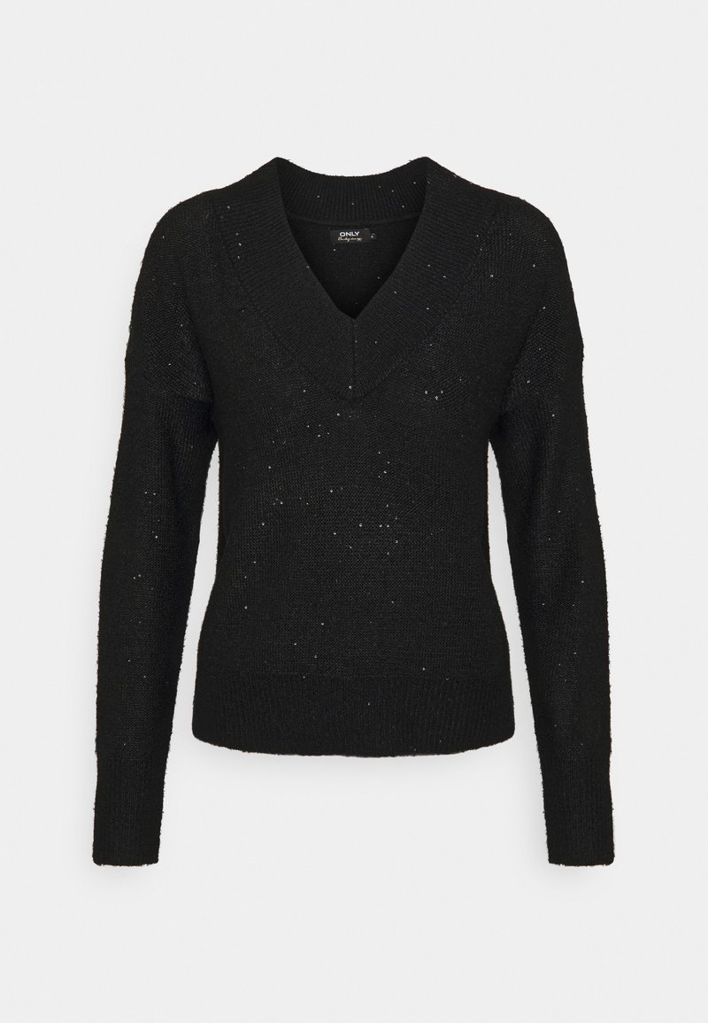 ONLY - ONLNAILA  - Jumper - black