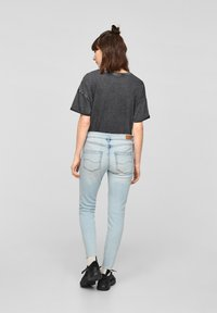 QS by s.Oliver - Jeans Skinny Fit - light blue - 2