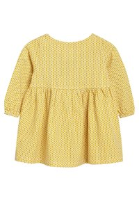 Next - Korte jurk - yellow - 1
