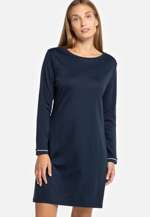 MINIMAL STRIPES - Nightie - nightblue