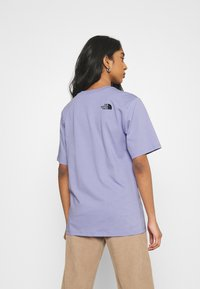 The North Face - FINE TEE - Print T-shirt - sweet lavender - 2