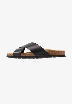 ONLMADISON SLIP ON - Slippers - black