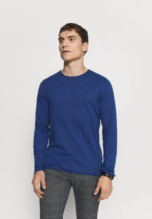 SLHDOME CREW NECK - Neule - estate blue
