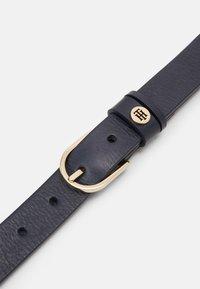 Tommy Hilfiger - CLASSIC BELT - Belt - blue - 3