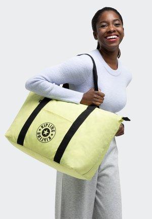 ART M LITE - Tote bag - lime green lite