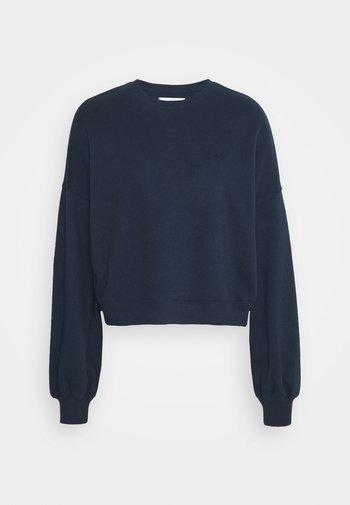 ICON CREW - Sweatshirt - navy
